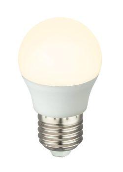 LED LEUCHTMITTEL NICKEL MATT, 1XE27 ILLU