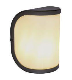 Spoljna lampa aluminijum antracit, 1XE27
